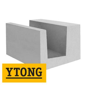 U – Образный блок D500, 500x200x250мм, белый