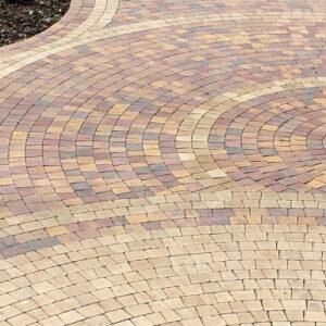 Тротуарная плитка Piccola Colormix