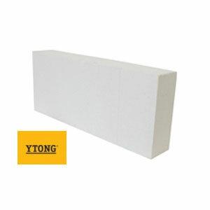 Блок перегородочный D600 Ytong D600, 625x100x250мм, белый