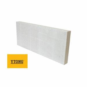 Блок перегородочный D500 Ytong D500, 625x50x250мм, белый