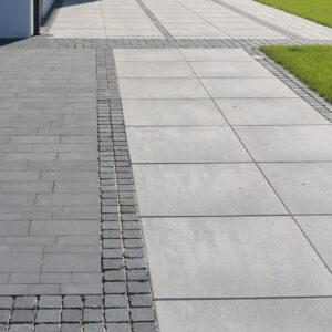 Тротуарная плитка Mini Trio monocolor