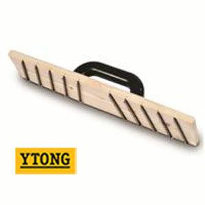 Рубанок для газобетона YTONG, деревянная