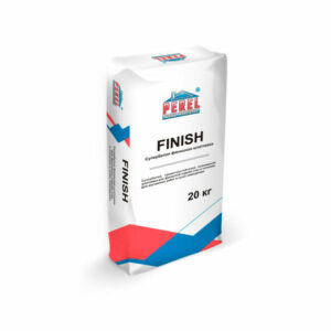 Супербелая финишная шпатлевка FINISH