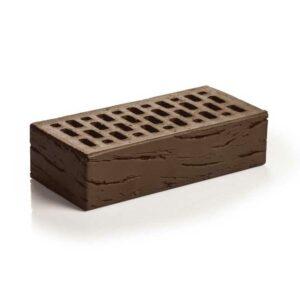 Кирпич клинкерный Шоколад Антик (250х120х65)